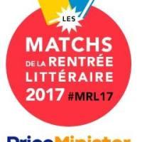 Les matchs de la rentrée littéraire 2017 avec Price Minister - Rakuten
