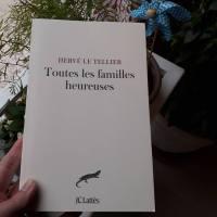 Toutes les familles heureuses, Hervé Le Tellier