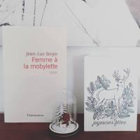 Femme à la mobylette, Jean-Luc Seigle