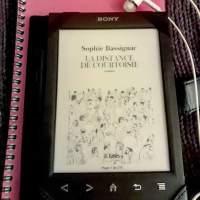 La distance de courtoisie, Sophie Bassignac ~ rentrée littéraire hiver 2018