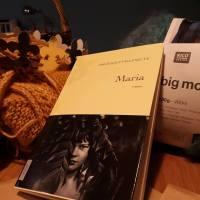 Maria, Angélique Villeneuve ~ rentrée littéraire hiver 2018