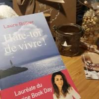 Hâte toi de vivre, Laure Rollier ~ lauréate du Mazarine Book Day #2
