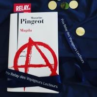 Magda, Mazarine Pingeot... 41ème Prix Relay des Voyageurs lecteurs
