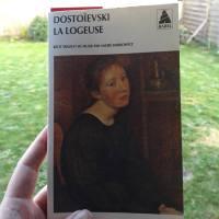 La logeuse, Fédor Dostoïevski... objectif pal d'avril