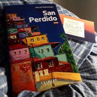 San Perdido, David Zukerman... sélection du Prix Relay des Voyageurs lecteurs 2019